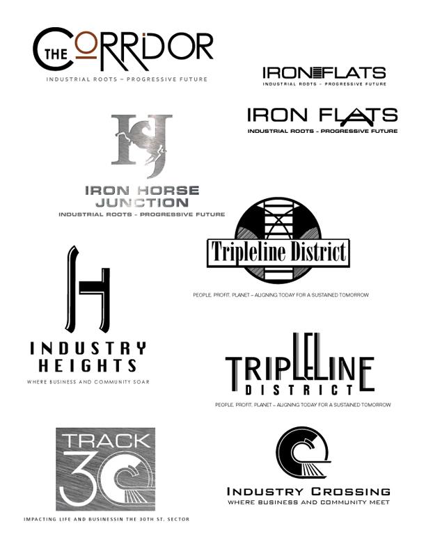 The Corridor Branding