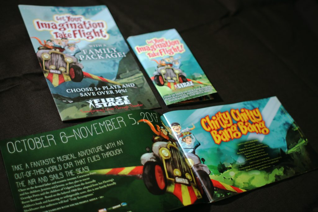 First Stage season promotional materials